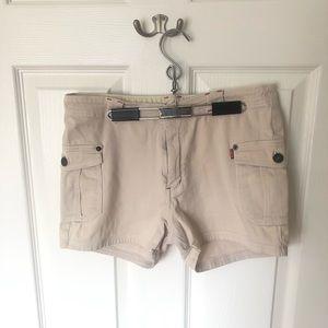 Girls/Tween Levi's Cargo Shorts